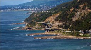Wollongong sea cliff bridge